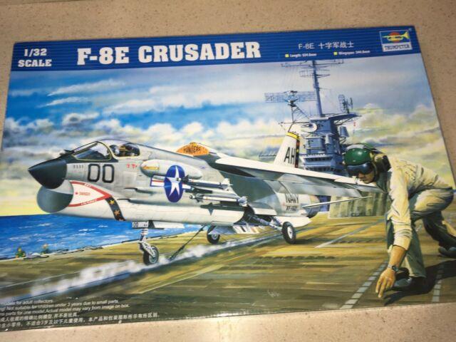 F-8E CRUSADER TRUMPETER 1/32 C1ad9d2a898f5136529931ffbd459aab
