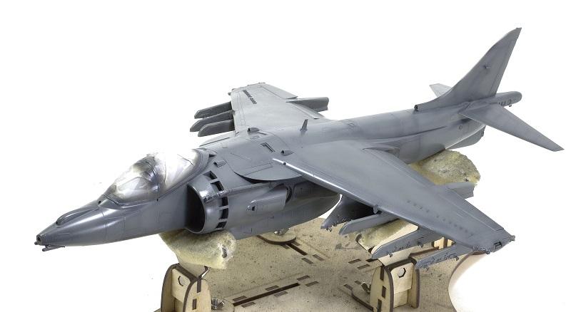 BAe Harrier GR.7 (RAF service) Trumpeter 02287 1/32 Ce08f7cde5cf188b8178c28c49c11cf5