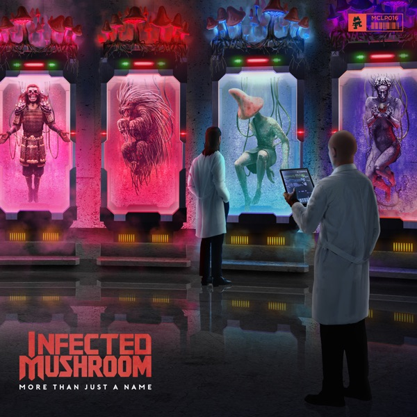 Infected Mushroom - More Than Just a Name (2020)