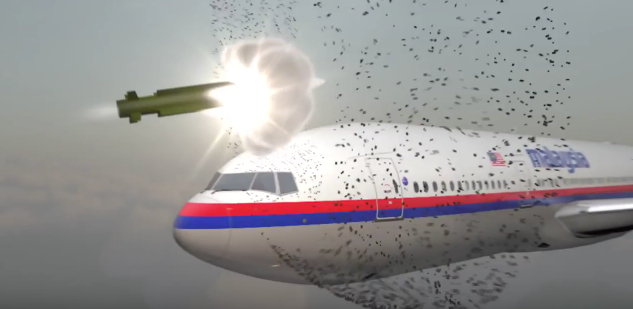 MH17 Putin