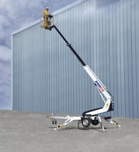Подъемники прицепные: незаменимое оборудование в целом ряде работ