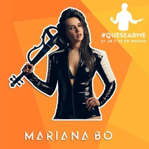 Mariana Bo - Live @ Que Se Arme Fest, Mexico (2020-03-31)