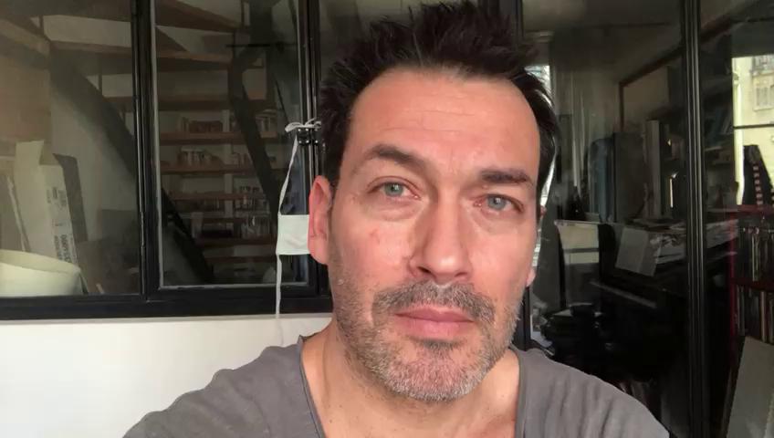Давид Пру. Сыграл роль Этьена в культовом телесериале 90-х «Элен и Ребята»