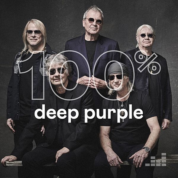 Deep Purple - 100% Deep Purple (2020)