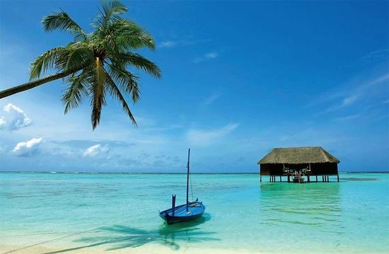 Курорты Азии, которые стоит посетить.