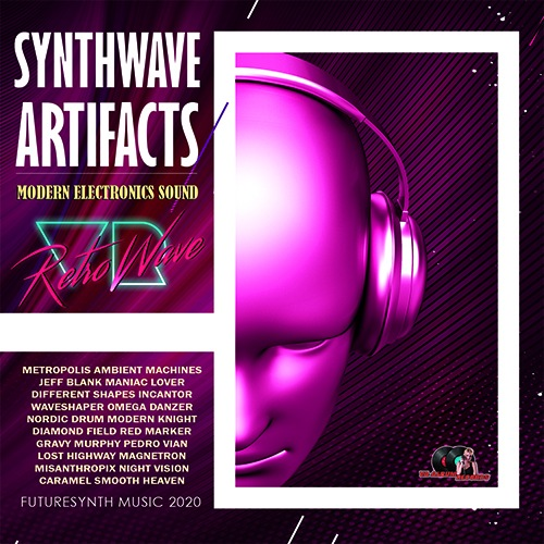 VA - Synthwave Artifacts: Retro Wave (2020)