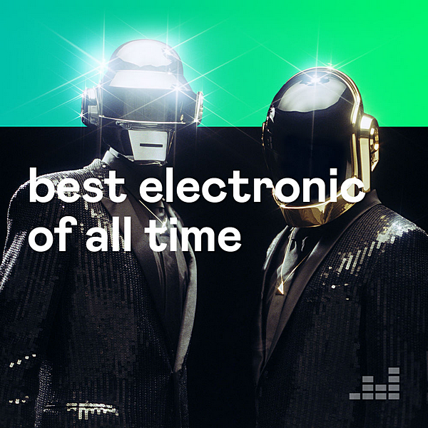 VA - Best Electronic Of All Time (2020)