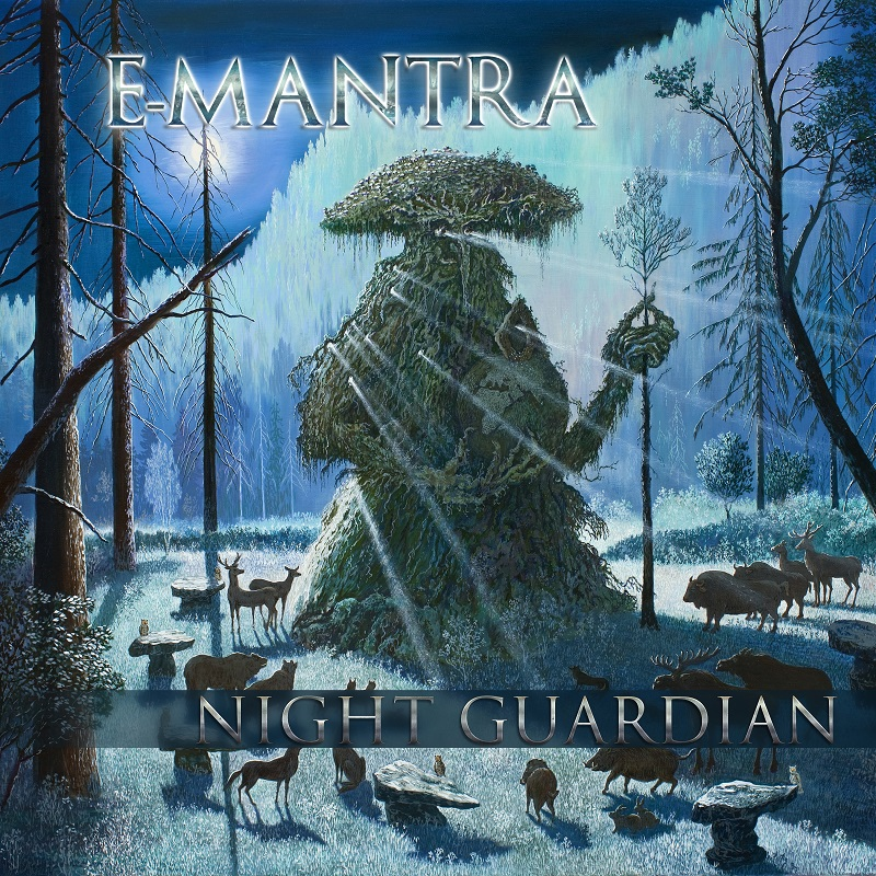 E-Mantra - Night Guardian (2020/FLAC) Melusine Records
