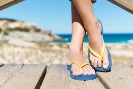шлепанцы женские пляжные