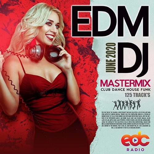 VA - June EDM DJ Mastermix (2020)