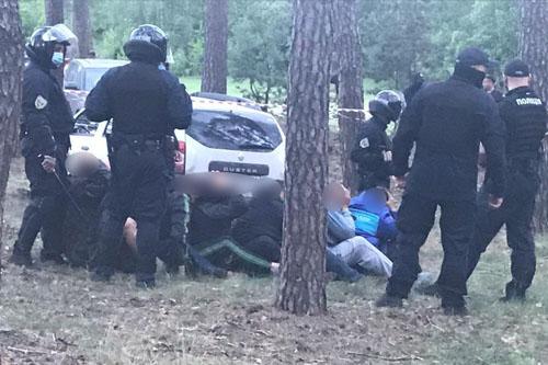 Почему избивают харьковских полицейских