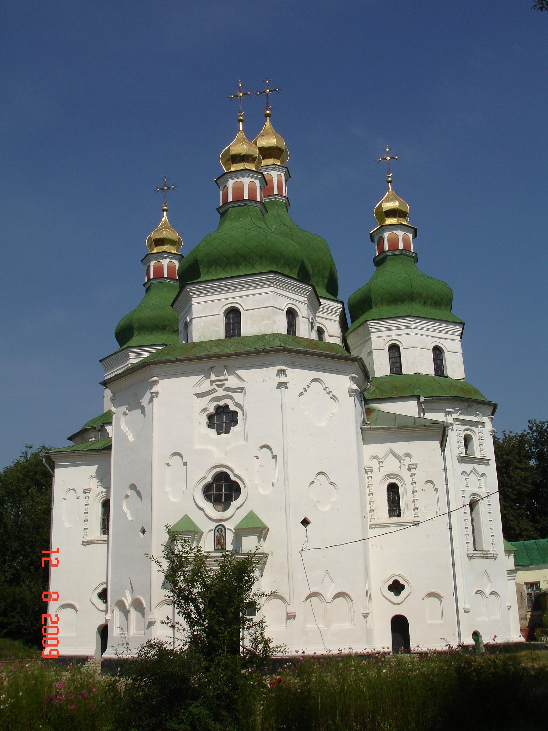 ніжинський Свято-Миколаївський собор