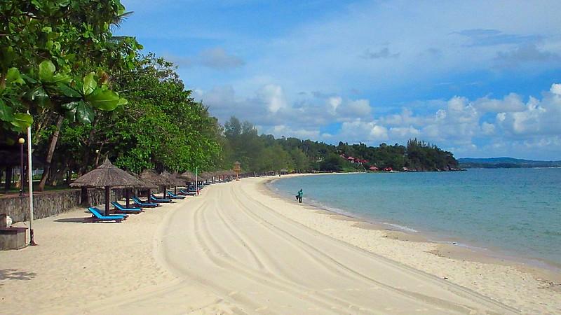 Топ лучших пляжей Азии