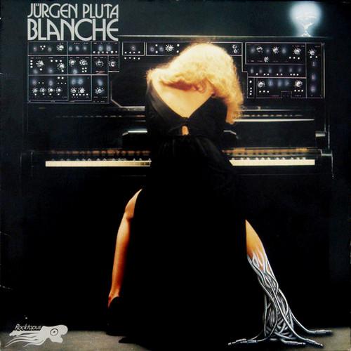 Jurgen Pluta - Blanche (1980/LP)