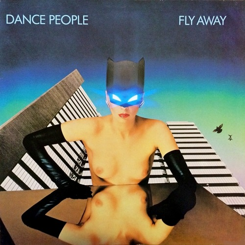 Dance People - Fly Away (1979/LP)
