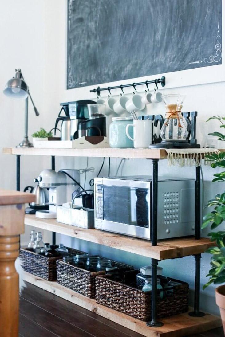 как украсить кухню мелочами фото