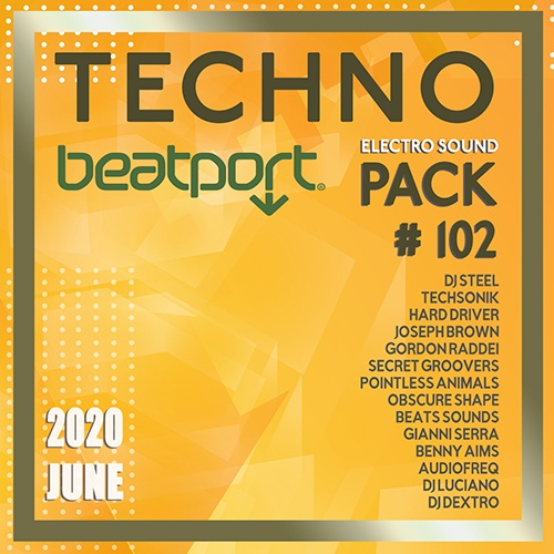VA - Beatport Techno: Electro Sound Pack #102 (2020)