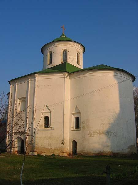 Ніжин. Михайлівська Грецька церква
