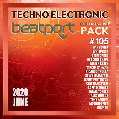 VA - Beatport Techno Electronic: Sound Pack #105 (2020)