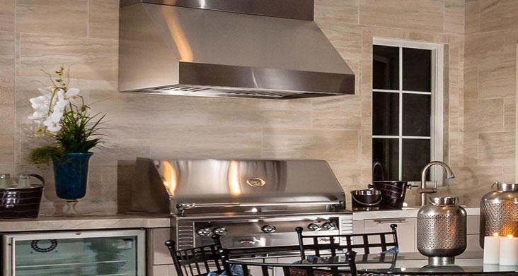 виды вытяжек для кухни с воздуховодом фото