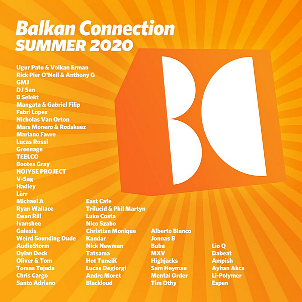 VA - Balkan Connection Summer 2020 (2020)