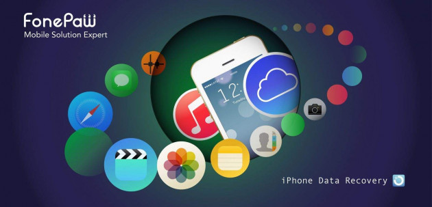 FonePaw iPhone Data Recovery 7.3.0 RePack & Portable + Rus