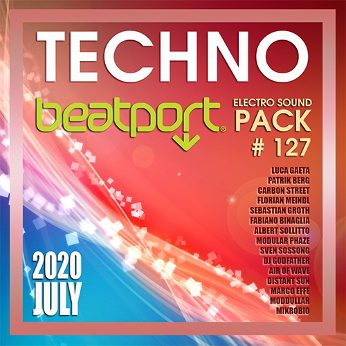 VA - Beatport Techno: Electro Sound Pack #127 (2020)