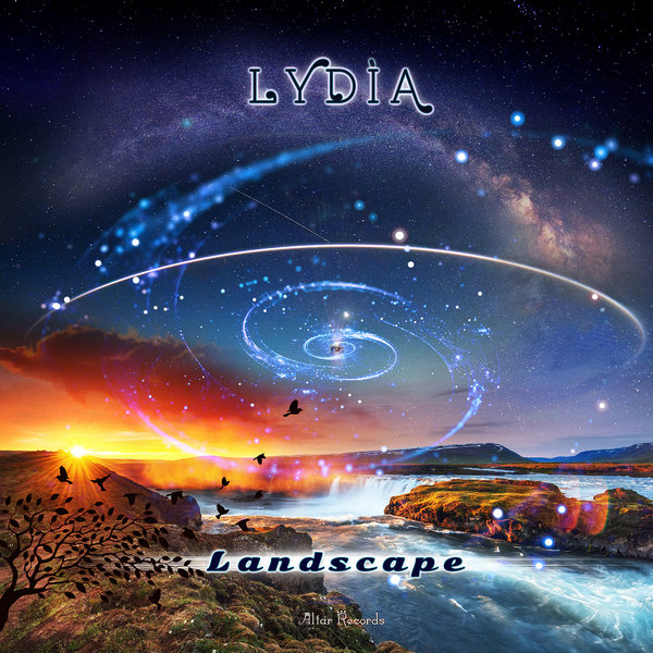 Lydia - Landscape (2020/FLAC) Altar Records