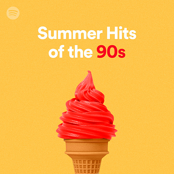 VA - Summer Hits Of The 90s: Playlist Spotify (2020)