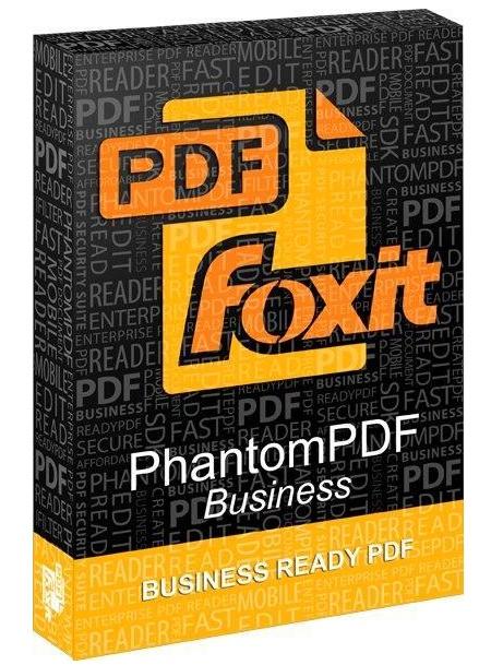 Foxit PhantomPDF Business 10.0.1.35811 Portable