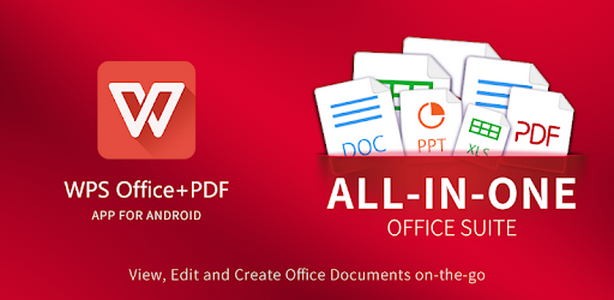WPS Office - Office Suite for Word, PDF, Excel 13.8 Premium (Android)