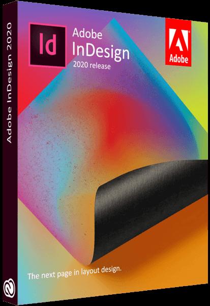Adobe InDesign 2020 15.1.2.226 Repack