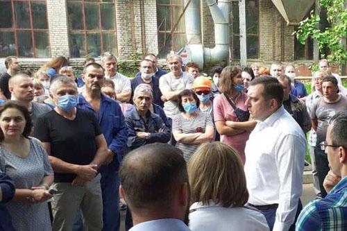 Кризис на харьковском промгиганте: кому это нужно