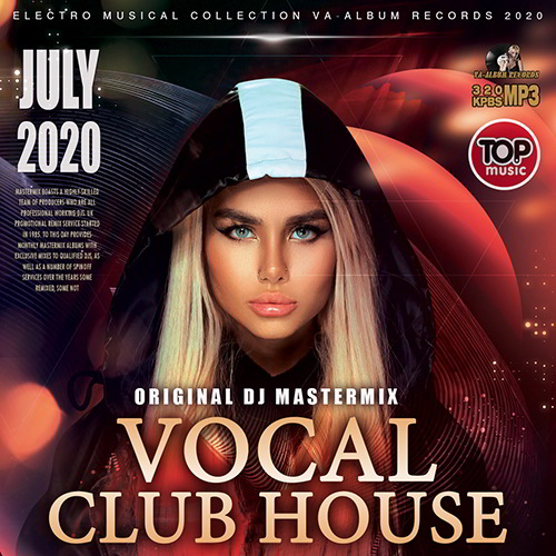VA - Vocal Club House: Original DJ Mastermix (2020)
