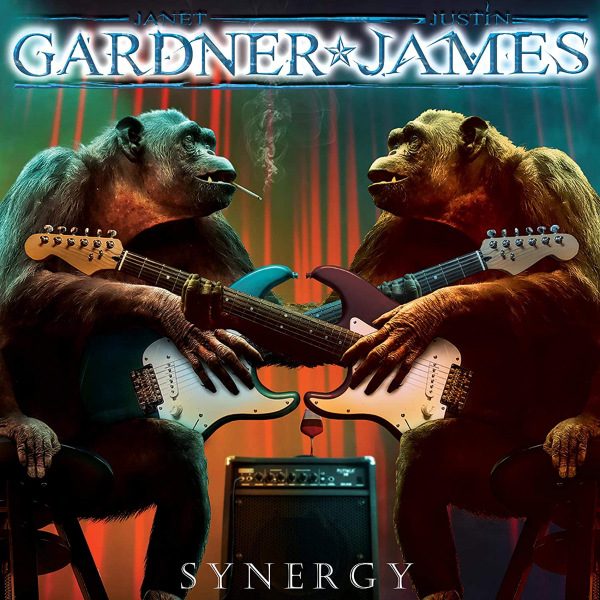 Janet Gardner & Justin James - Synergy (2020)