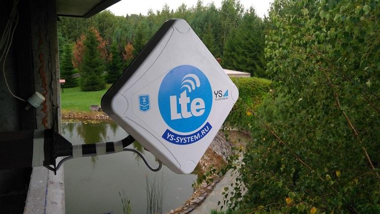 Усилитель интернет сигнала – оптимальный вариант для жизни за городом
