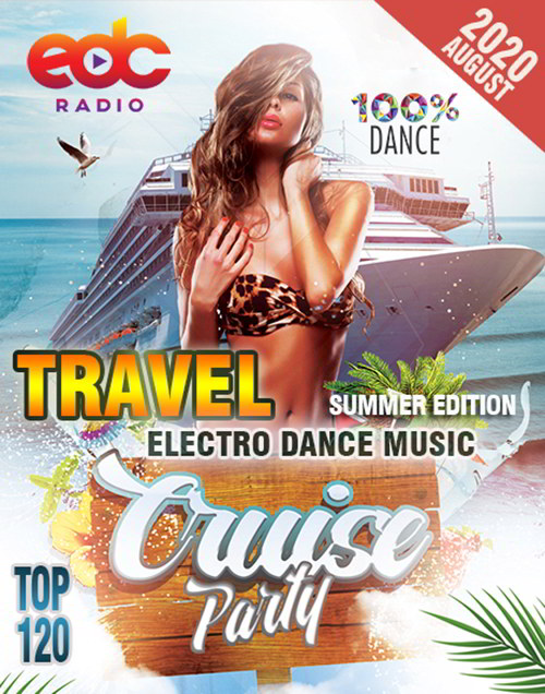 VA - Travel EDM: Cruise Party (2020)
