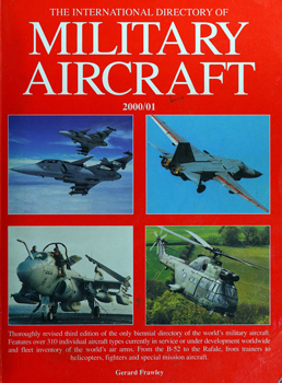 The International Directory of Military Aircraft 2000/01