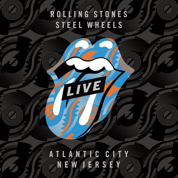 The Rolling Stones - Steel Wheels Live (2020/FLAC)