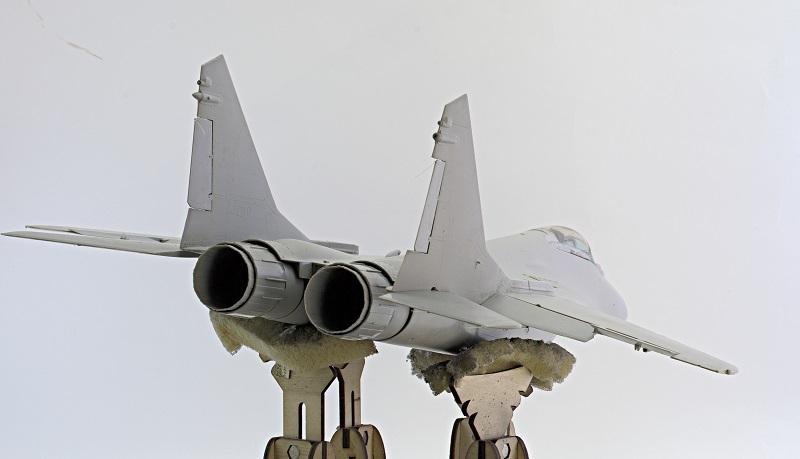 МИГ-29А. Трумпетер 1/32 247dd5397c63084c6584a6e0c8641154