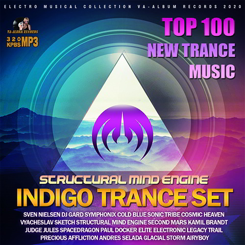 VA - Indigo Trance Set (2020)
