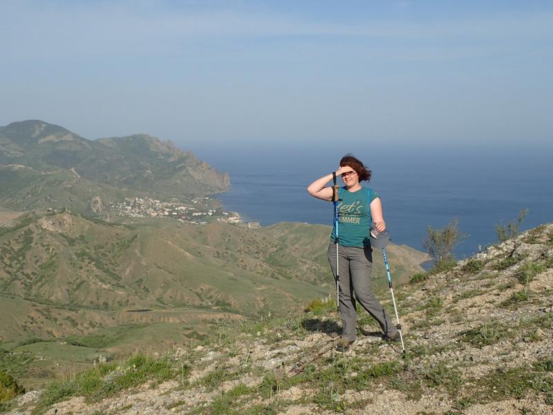 пеший тур в Крыму