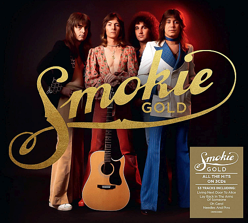 Smokie - Gold (2020)