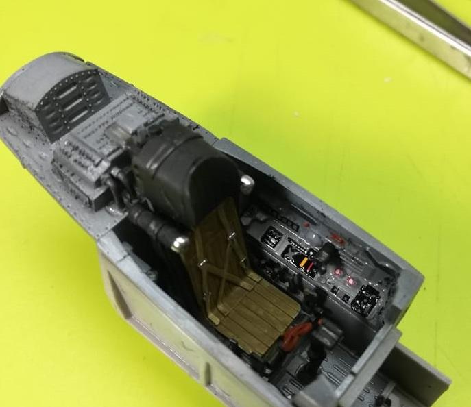 МИГ-29А. Трумпетер 1/32 D072786f18eee9f818552e3973f26580