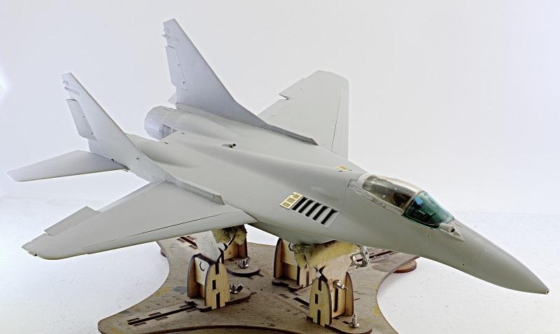 МИГ-29А. Трумпетер 1/32 D1b926916578c1ea8245834efa4f41ef