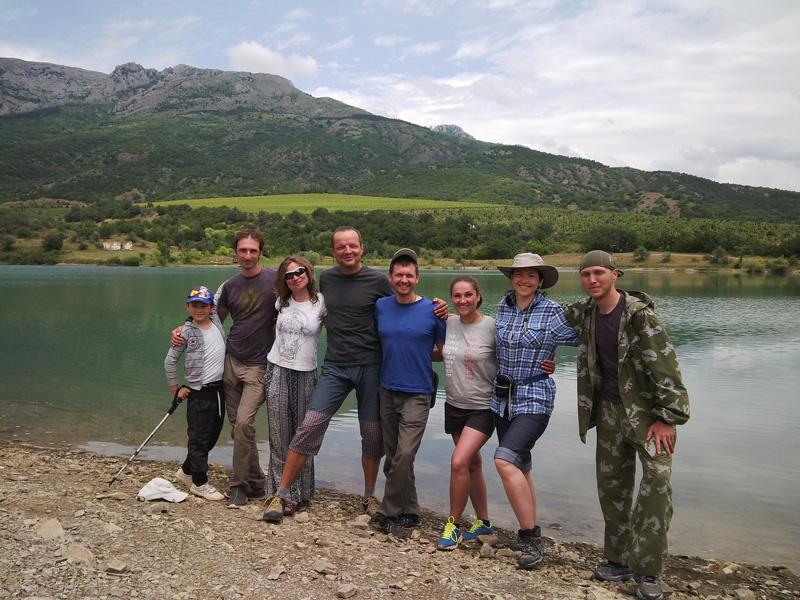 поход по Крыму