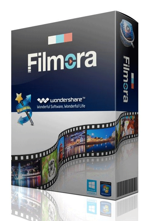 Wondershare Filmora X 10.1.20.16 RePack & Portable + Effect Packs
