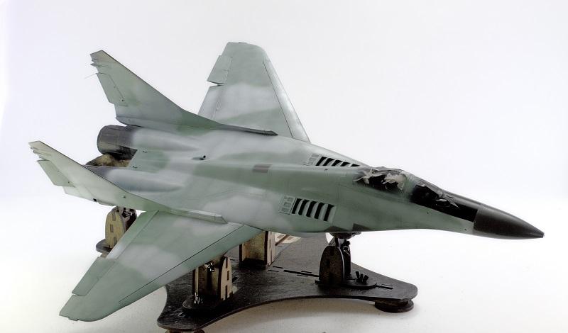 МИГ-29А. Трумпетер 1/32 2e03d7bd047b58635bb0d6fff5847b4d