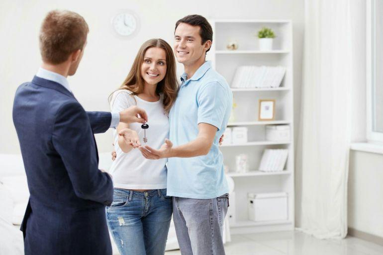 Покупка квартиры семьей