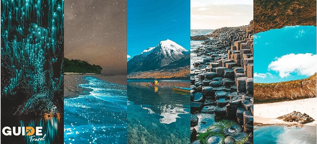 Уникальные места планеты Земля